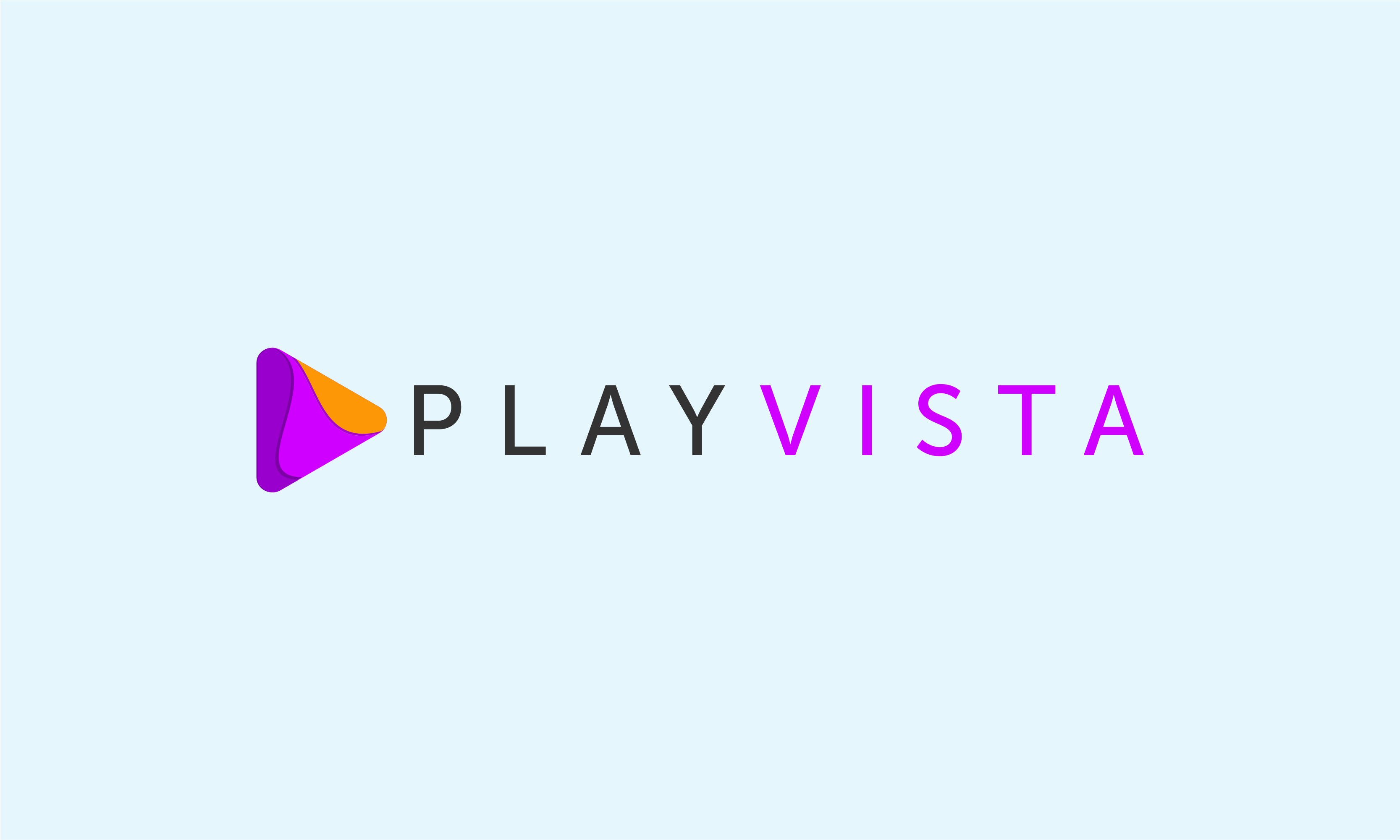 PlayVista logo