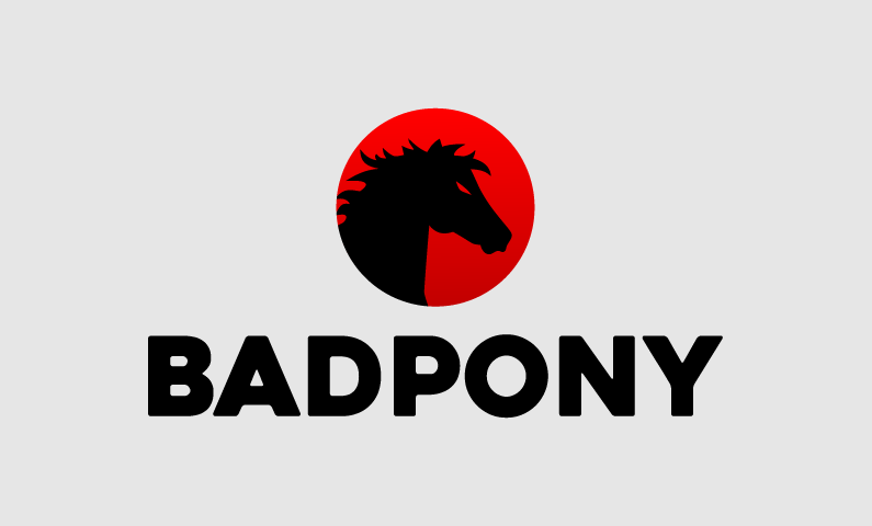 Badpony - Retail product name for sale