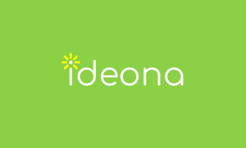 ideona logo - Original 6-letter domain