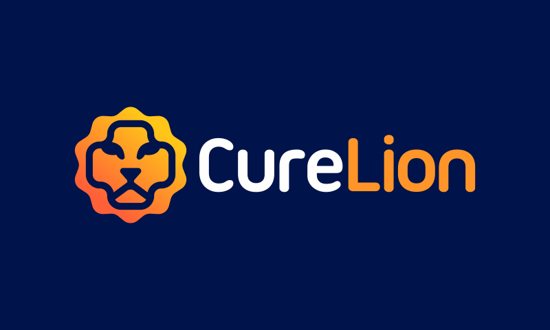 Curelion - Health startup name for sale