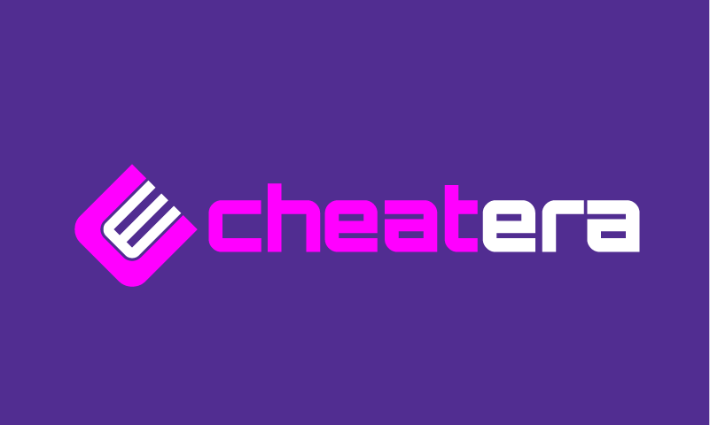 Cheatera - Social brand name for sale
