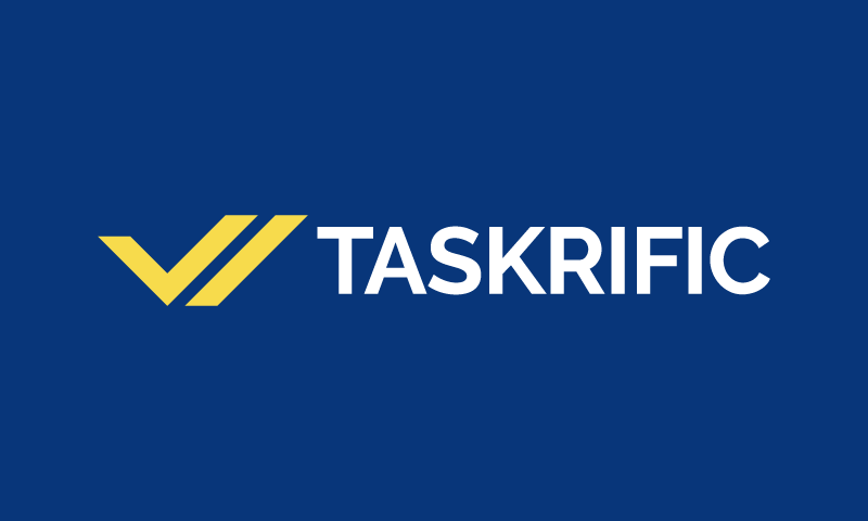 Taskrific - Business brand name for sale