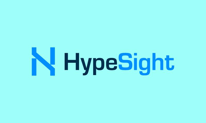 Hypesight - Healthcare domain name for sale