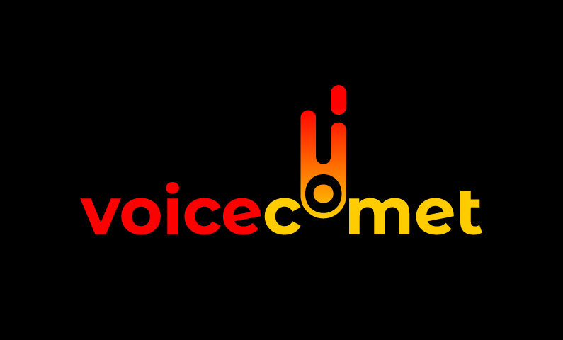 Voicecomet - Audio brand name for sale