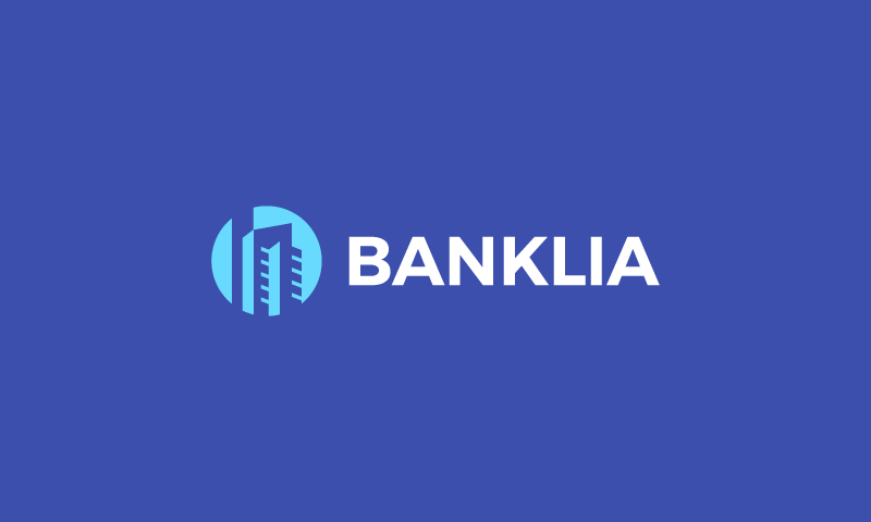 Banklia - Loans startup name for sale