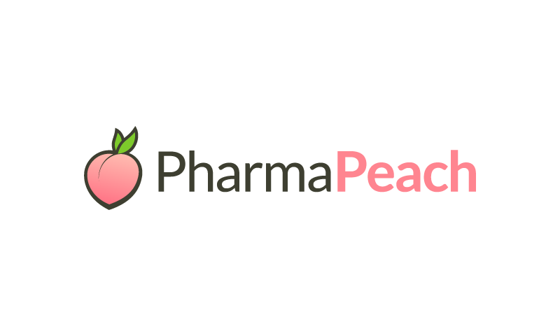 Pharmapeach - Technology business name for sale