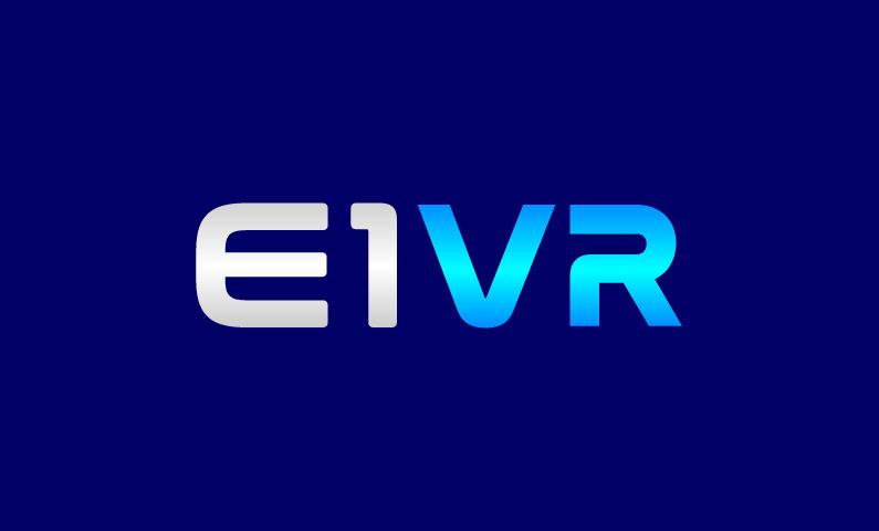 E1vr - VR company name for sale
