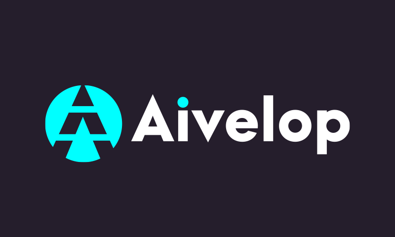 Aivelop - AI startup name for sale