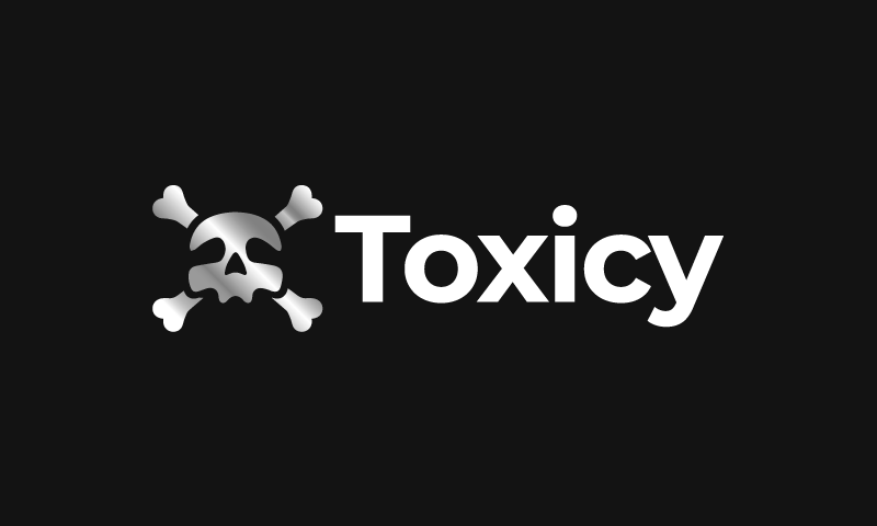 Toxicy - Retail company name for sale