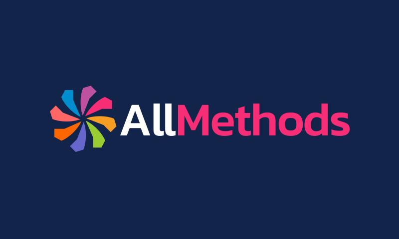 Allmethods - Finance company name for sale