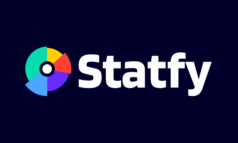 Statfy - Analytics company name for sale
