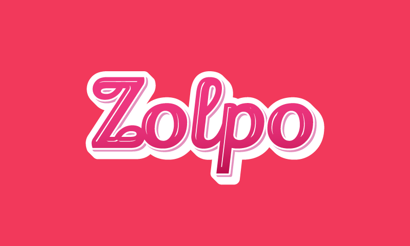 Zolpo - Food and drink brand name for sale