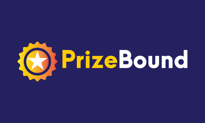 Prizebound - Retail startup name for sale