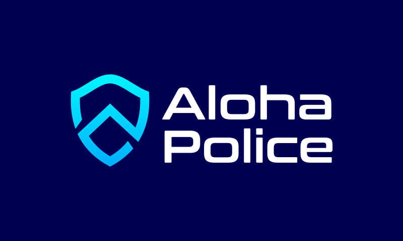 Alohapolice - Legal business name for sale