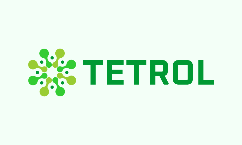 Tetrol - Technology startup name for sale