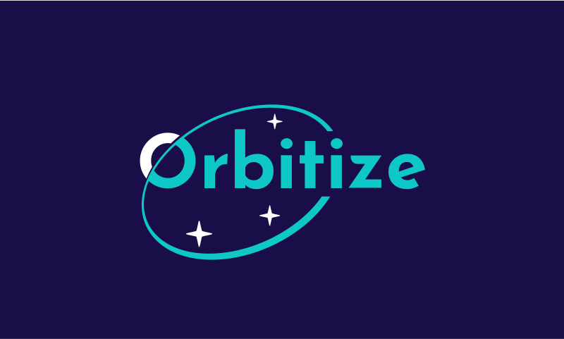 Orbitize - Technology domain name for sale