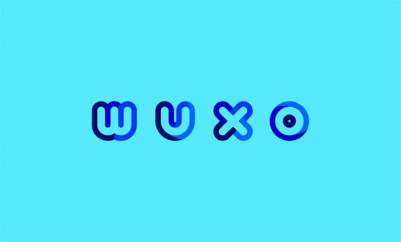 Wuxo - Catchy and fashionable brand name