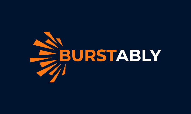 Burstably - Technology product name for sale