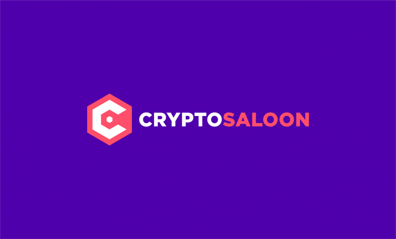 Cryptosaloon - Great cryptocurrency domain name