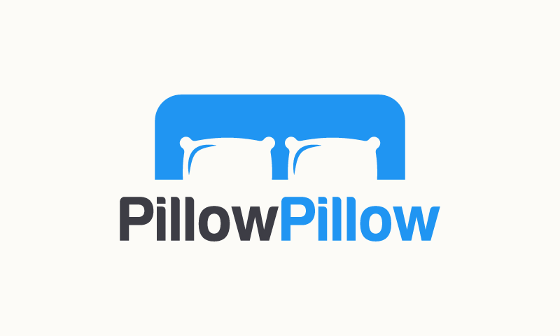 Pillowpillow - E-commerce startup name for sale