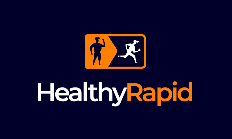 Healthyrapid - Health company name for sale
