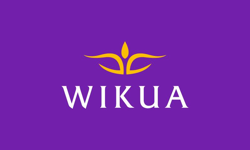 Wikua - E-commerce product name for sale