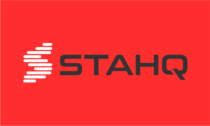 Stahq - Modern startup name for sale
