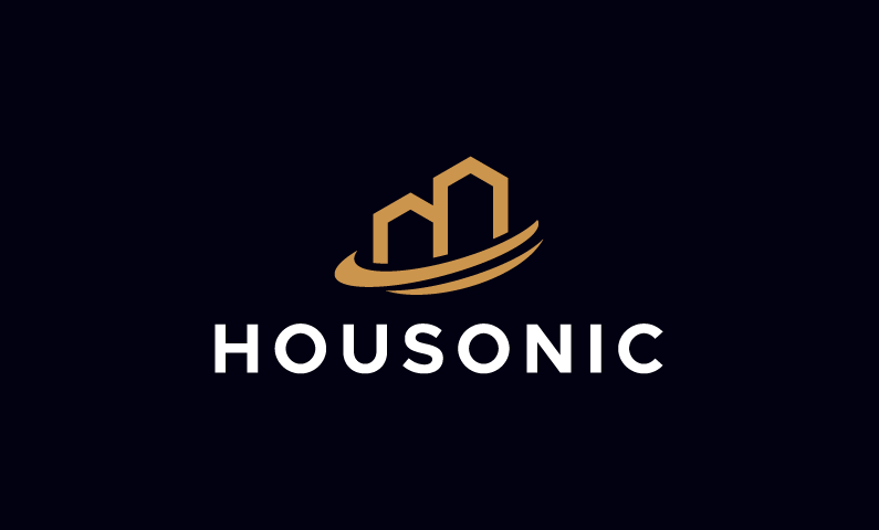 Housonic - Real estate company name for sale