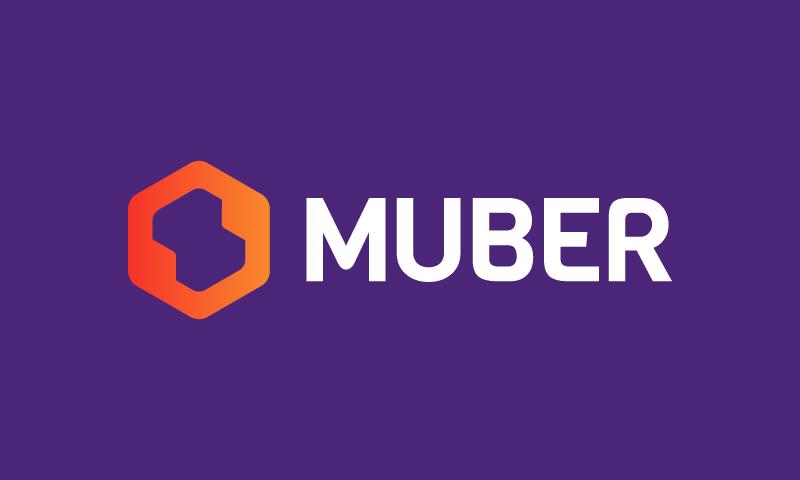 muber logo