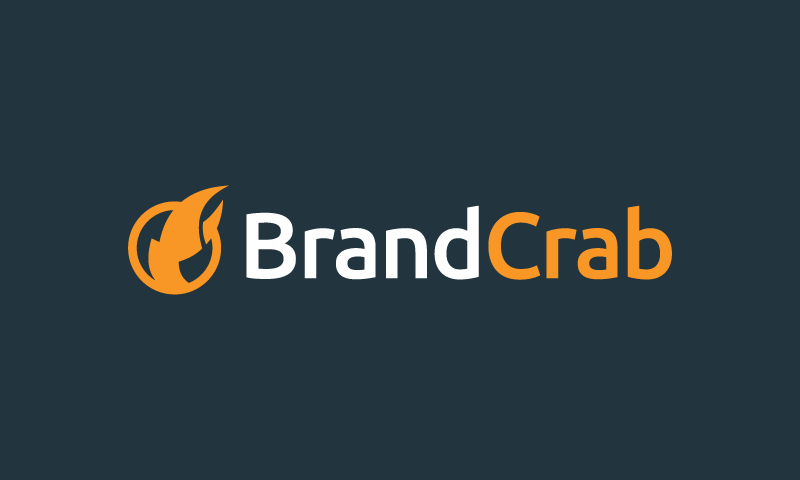 Brandcrab - Advertising startup name for sale