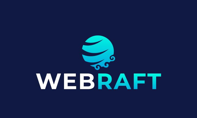 Webraft - Technology brand name for sale