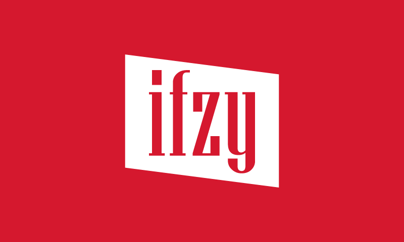 Ifzy - Contemporary brand name for sale