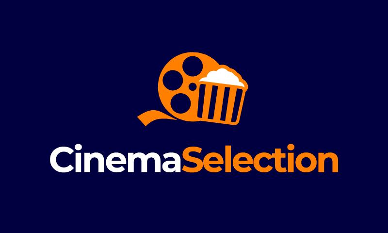 Cinemaselection - Video company name for sale