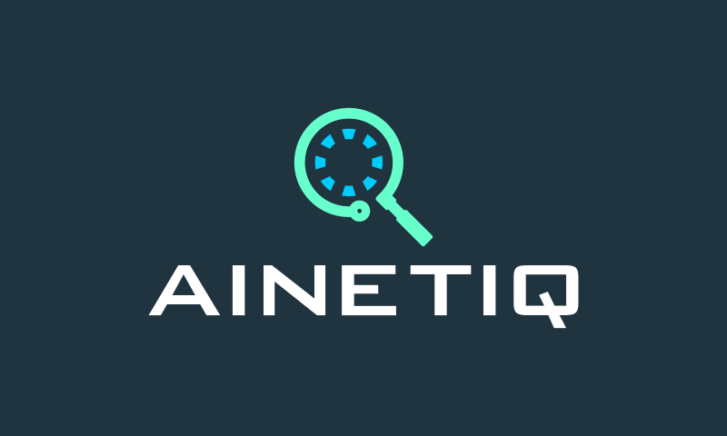 Ainetiq - Technology startup name for sale