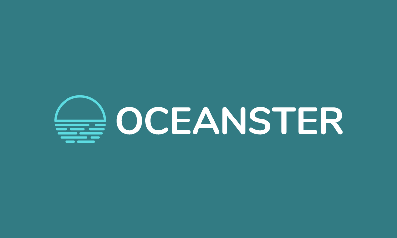 Oceanster - Industrial domain name for sale