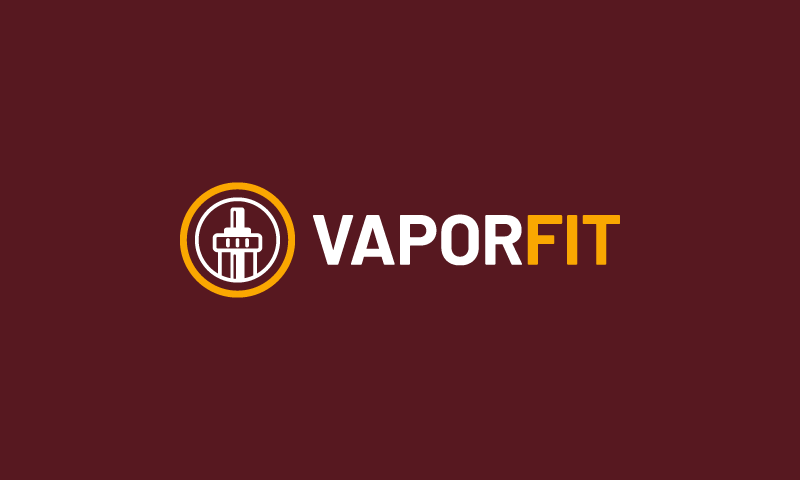 Vaporfit - Fitness domain name for sale