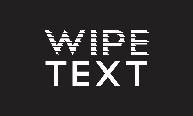 Wipetext - Technology product name for sale