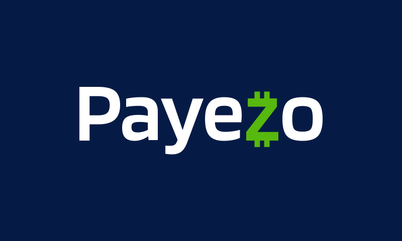 Payezo - Banking business name for sale