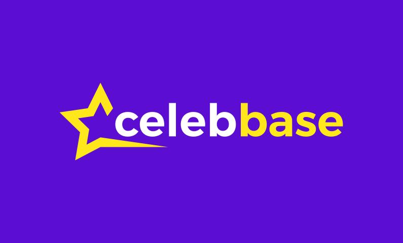 Celebbase - Audio company name for sale