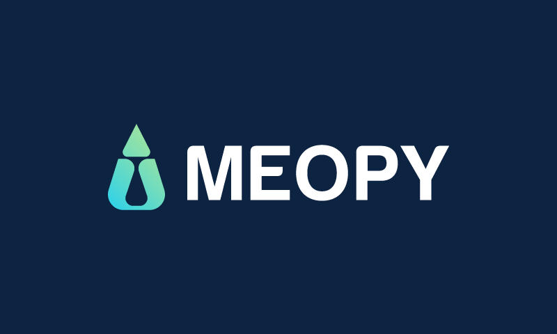 Meopy - E-commerce domain name for sale