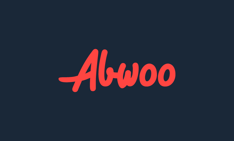 Abwoo - Marketing startup name for sale