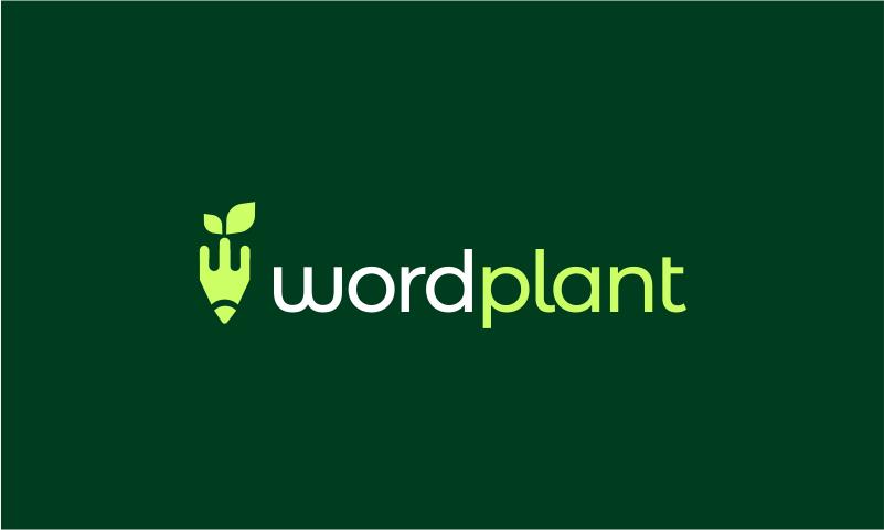 Wordplant