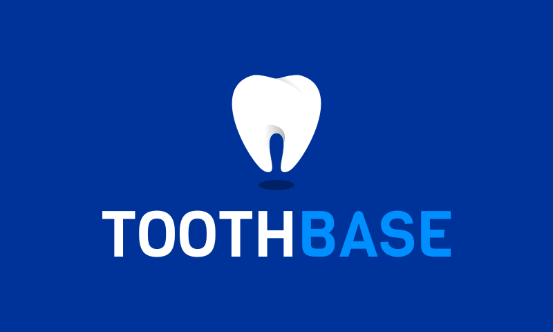 Toothbase - Dental care domain name for sale