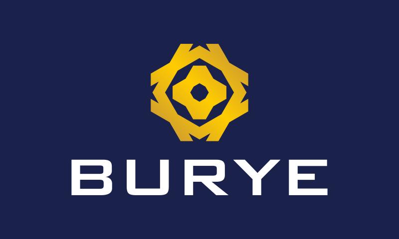 Burye - Business company name for sale