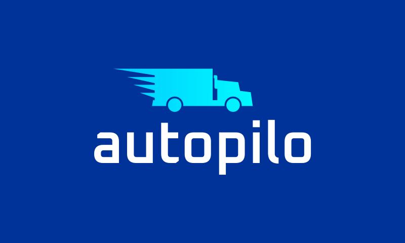 Autopilo - Technology domain name for sale