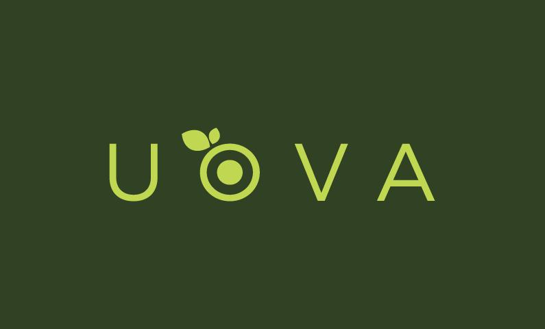 Uova - E-commerce domain name for sale