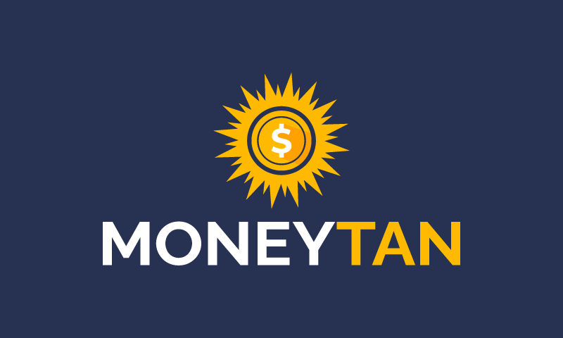 Moneytan - Finance domain name for sale