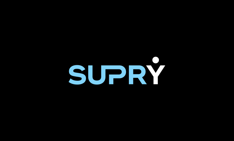 Supry - Invented company name for sale