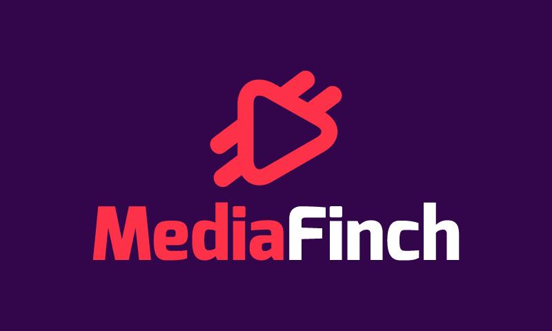 Mediafinch - Media brand name for sale