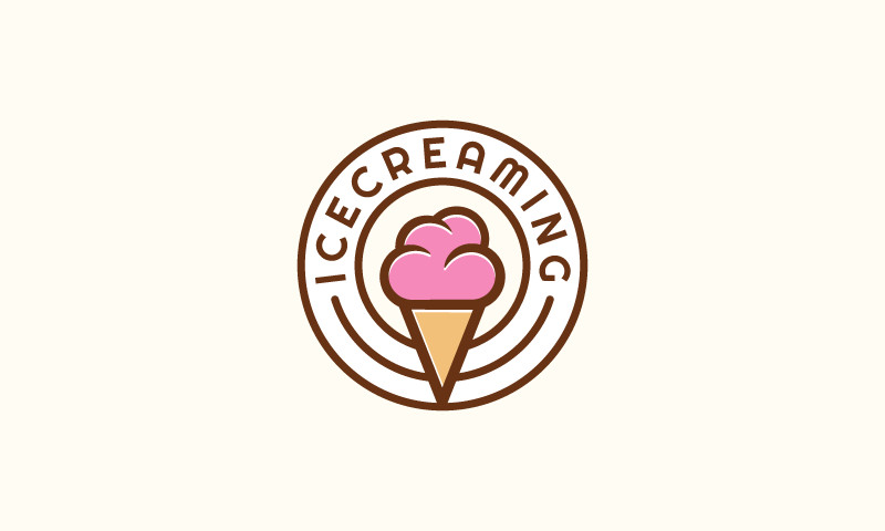 Icecreaming - Dining business name for sale